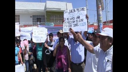Piura: pobladores acusan a congresista Leónidas Huayama por desalojo