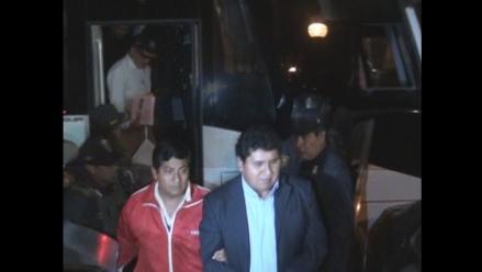 Chiclayo: ampliarán detención preliminar de 10 funcionarios detenidos