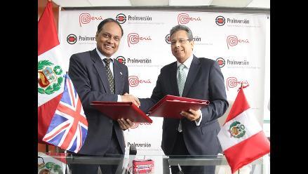 Reino Unido fortalecerá al Perú en sector ferroviario