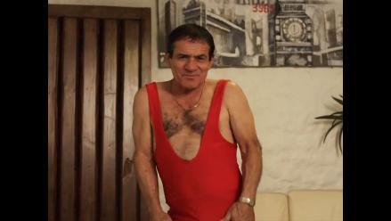 Miguel Barraza muestra un avance de su película
