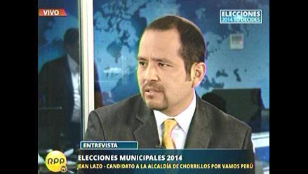 Chorrillos: Jean Lazo propone crear circuito turístico en el Morro Solar