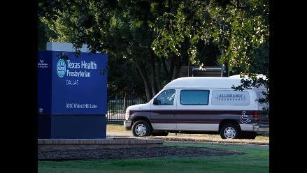 Hospital Presbiteriano alberga el primer paciente con ébola de EE.UU.