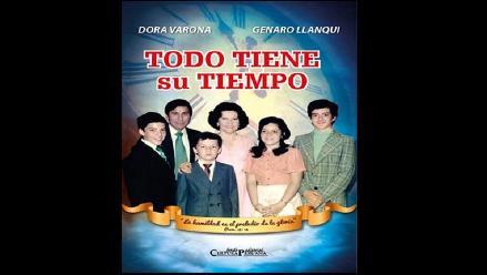 ´Todo tiene su tiempo´: Historia de amor de Dora Varona y Genaro Llanqui