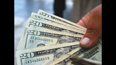 BCR: Dólar cierra jornada cambiaria en S/.2.90