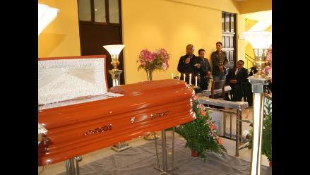 San Martín: velan restos de candidato fallecido en accidente