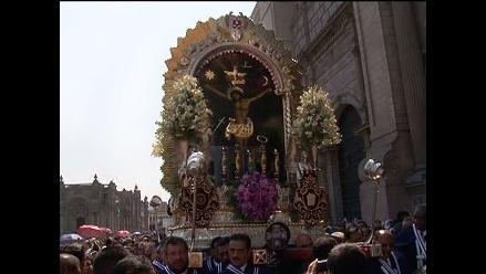 Recomendaciones para la procesión del Señor de los Milagros