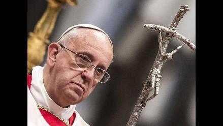 Papa Francisco pide que no se ´desmantele´ el Estado social de derecho
