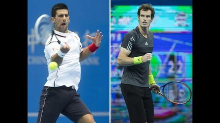 China Open: Novak Djokovic y Andy Murray lucharán por cupo en la final