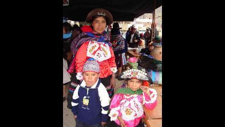 Huancavelica: mayor índice de desnutrición