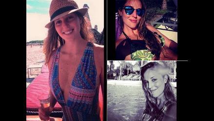 Raffaella Camet: La sexy voleibolista está de vacaciones en Cancún