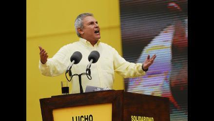¿Castañeda Lossio ya se siente ganador de las elecciones en Lima?