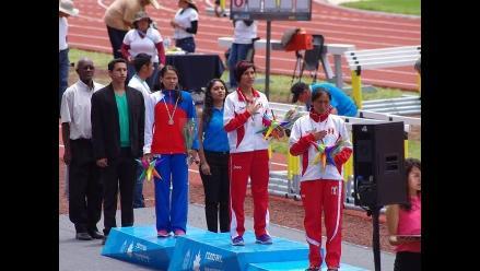 Perú consigue el tercer oro en el Sudamericano de Atletismo Sub-23