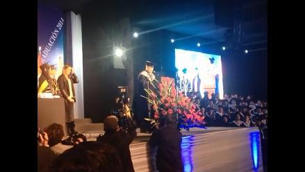 El primer peruano con síndrome de Down con grado universitario