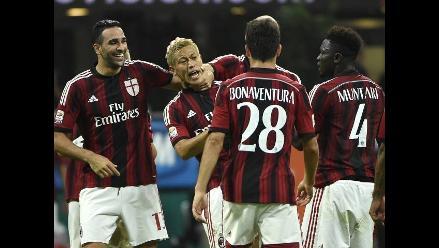 Milan se reencuentra con la victoria en la Serie A y derrota 2-0 al Chievo