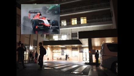 F1: Piloto Jules Bianchi es operado tras accidente en el GP de Japón