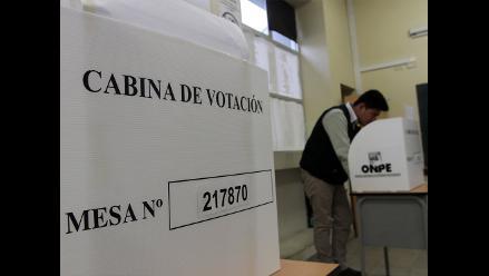 Sondeo a boca de urna: Los virtuales ganadores en los distritos de Lima