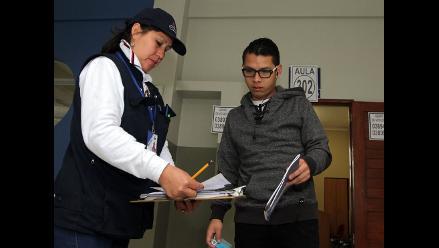 Fiscales del Callao reportan tres delitos electorales durante comicios