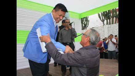 Félix Moreno tras votar: Estoy bastante optimista con los resultados
