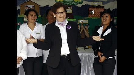 Susana Villarán, actividades previas antes de emitir su voto