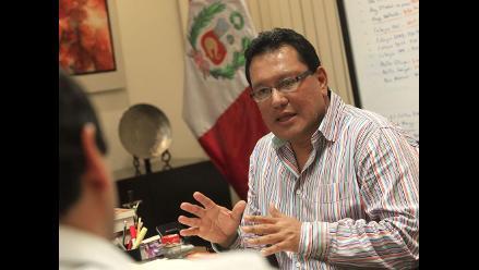 Félix Moreno fue reelegido presidente regional del Callao, según sondeos