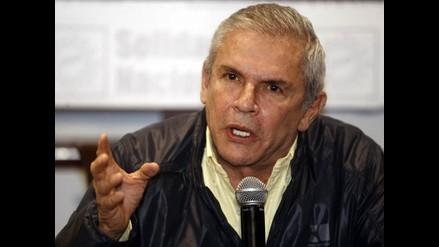 Castañeda dice que no postulará a la Presidencia de la República