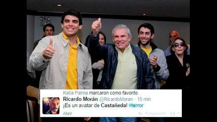 Estas fueron las reacciones de los famosos tras el triunfo de Luis Castañeda