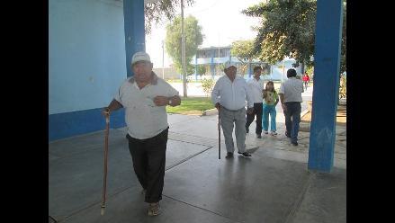 Chiclayo: adultos mayores acudieron a votar en la región