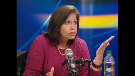 Lourdes Flores a Mulder: No te piques que el Apra no ganó ningún distrito