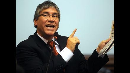Este jueves dictan sentencia contra exministro Aurelio Pastor
