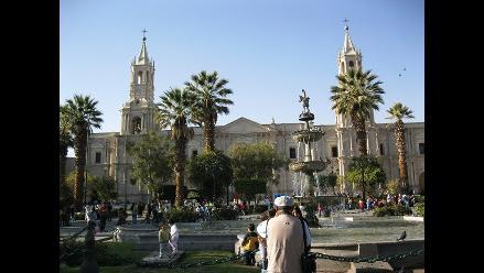 Arequipa vive el día más caluroso de la primavera