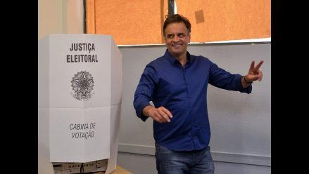 Bolsa de Brasil sube tras primera vuelta de elecciones presidenciales