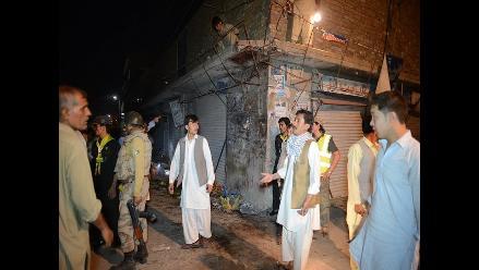 Mueren cinco personas en el bombardeo de un dron de EEUU en Pakistán