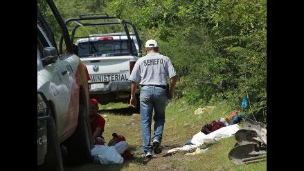 México: Cuerpos hallados en fosas en Guerrero son 28 y están calcinados