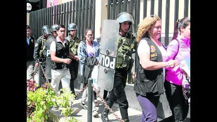 Policía indica que hija del alcalde de Chiclayo era la cajera de su padre