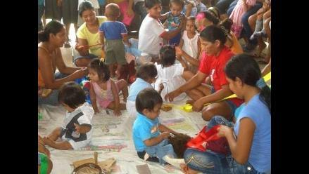 Amazonas: desnutricion infantil en aumento