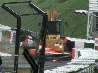 Jules Bianchi: Su estado es muy grave pero está estable, dice informe médico