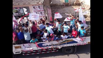 Chiclayo: piden anulación de elecciones en el distrito de Íllimo