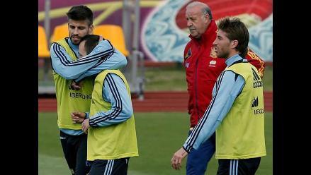 Ramos a Piqué: Siempre tendrá las puertas abiertas de selección española