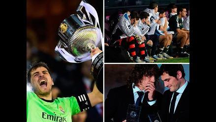 Iker Casillas se destapa: Habla de Xavi, Puyol y Mourinho en el Real Madrid