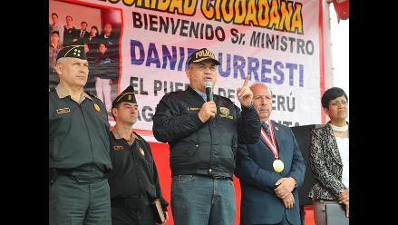 Distrito Mi Perú no presentó actos criminales en los últimos 2 meses