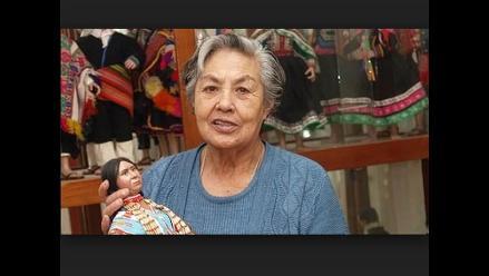 Maximiliana Palomino de Sierra: Adiós a la creadora de las muñecas ´Maxi´