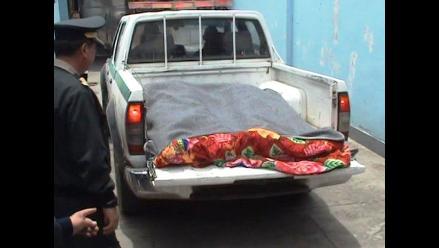 Huancayo: dos hermanos fueron asesinados en fiesta patronal
