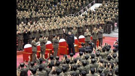 Corea del Norte se prepara para ´guerras a gran escala´, según Seúl