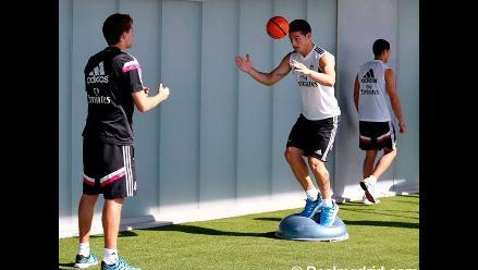 Real Madrid: La gran ilusión merengue en James Rodríguez no tiene límite