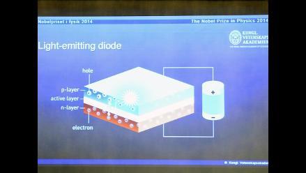 Inventores de la luz LED reciben Premio Nobel de Física