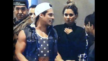 ¿Nueva pareja? Nikko Ponce y María Grazia amanecen juntos