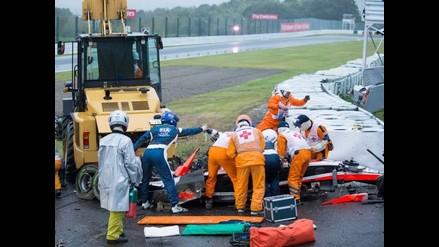 Jules Bianchi: Dr. Elmer Huerta explica diagnóstico del piloto