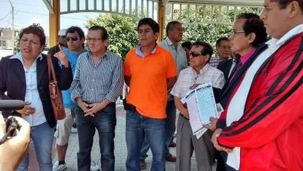 Nuevo Chimbote: seis candidatos denuncian