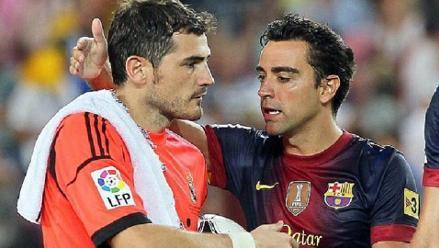 Xavi Hernández sobre charla con Casillas: Fue muy tensa