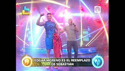 EEG: Edgar Moreno reemplazará a Sebastián Lizarzaburu